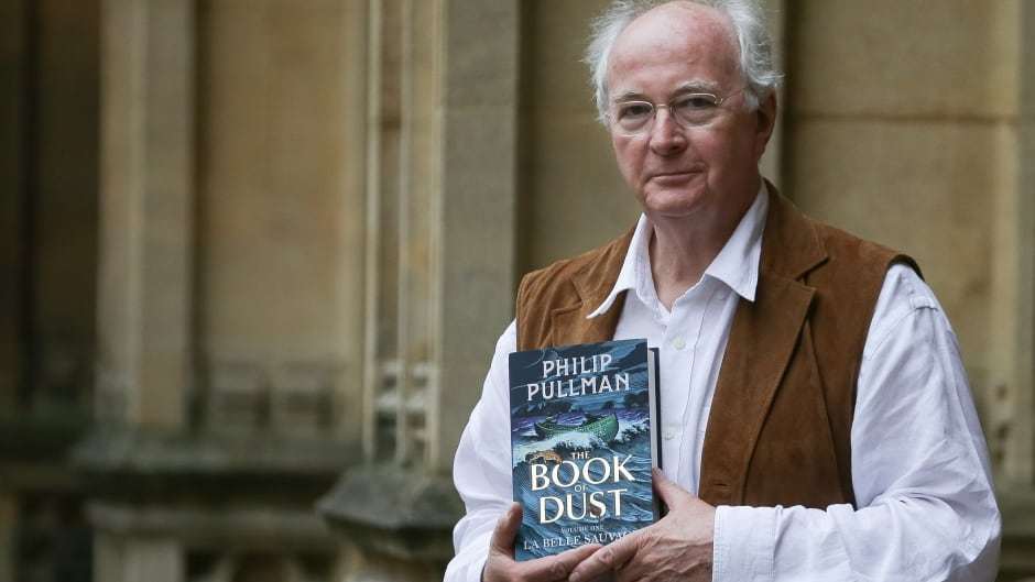 Philip Pullman is the author of the His Dark Materials series.