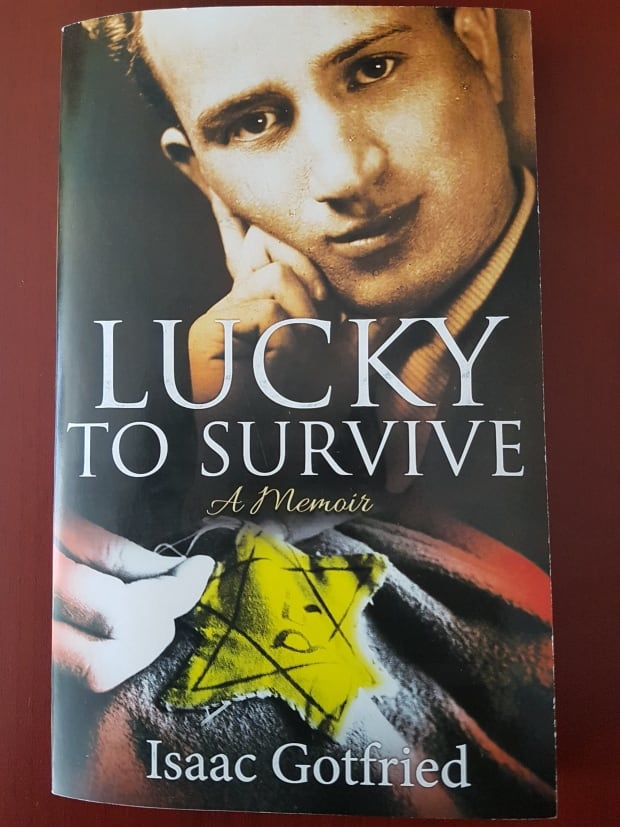 'Lucky to Survive' by Isaac Gotfried