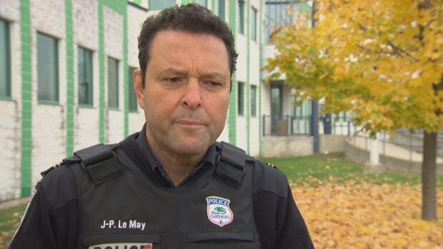 J-P Le May Gatineau Police