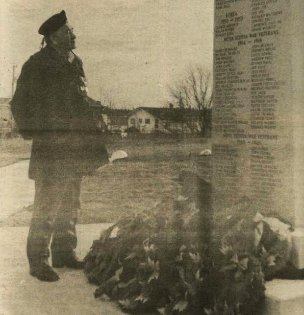 Mi'kmaq war memorial Membertou