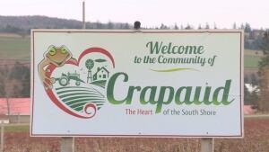 Crapaud sign