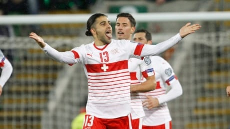 World Cup qualifying: Swiss score controversial win over Northern Ireland