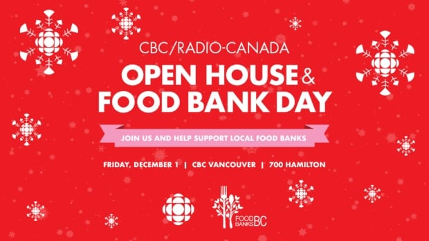 CBC Open House Food Bank Day Incentive Prizes