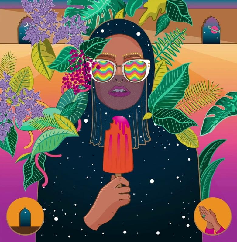 Taboo-breaking pop art: 'Women in Pakistan aren't as docile as