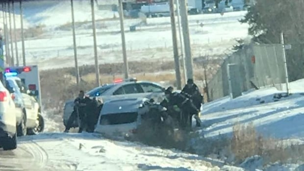 Three adults are charged with alleged kidnapping and will be back in Leduc court Nov. 30