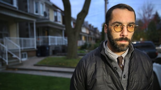 'My school board, my union and my insurance provider — none of them will take accountability,' said Joseph Farrugia, a teacher on contract with the Dufferin-Peel Catholic District School Board.