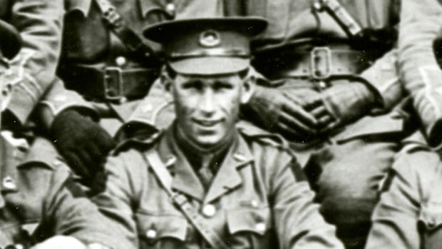 Capt. David McAndie fought in some of the First World War's worst battles, earning numerous commendations.
