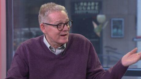 Ian Thom talking about Gordon Smith