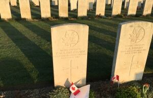 Herbert Lawless gravesite