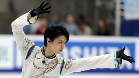 Olympic champion Hanyu pulls out of NHK Trophy with ankle injury