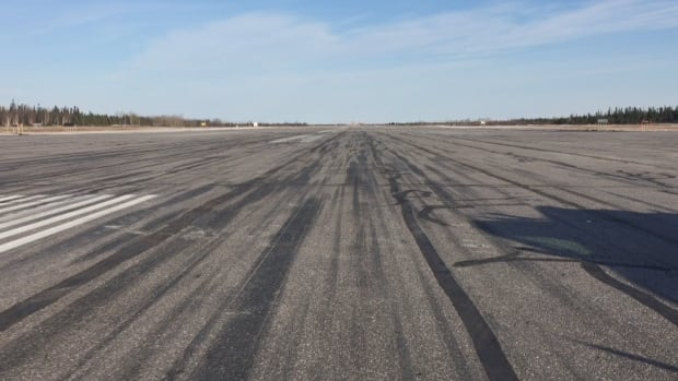 One runway at Goose Bay Airport will be open for a four-hour window on Friday, after all runways were closed to commercial traffic Tuesday evening.