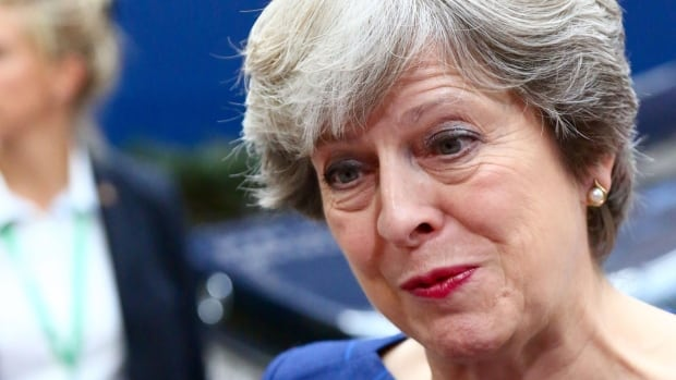 Britain's Prime minister Theresa May wants the exact date and time for Brexit to take effect included in the EU Withdrawal Bill.