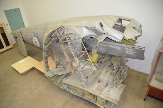 Delta fuselage