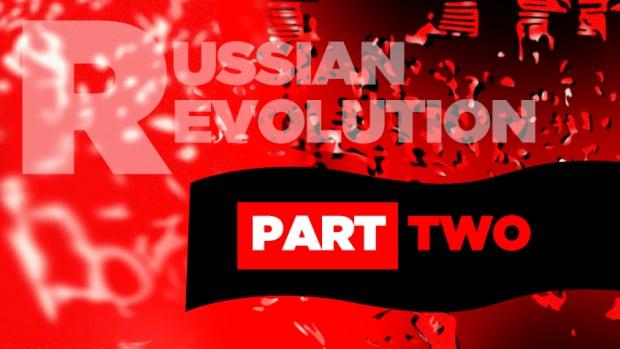 Russian Revolution TSE