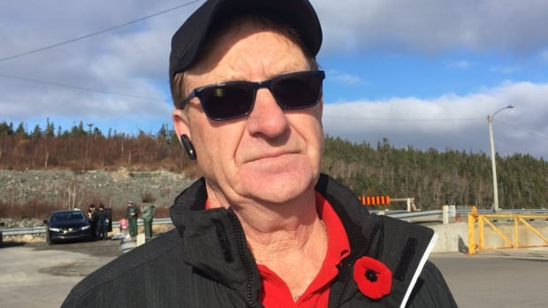 Eugene Nippard said protests on Fogo Island have been sparked by schedule changes. The new schedule for Legionnaire would mean 5 different last-trip times for the ferry over the course of a week.
