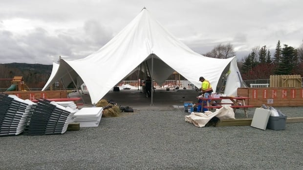 Safety concerns forced an early end to the season for the farmer's market in Clarenville.