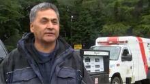 Jeff Jones, Pacheedaht First Nation