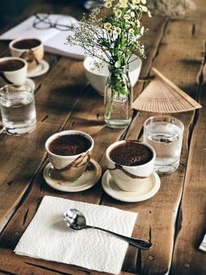 Las Chicas coffee