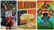 Justice League Slugfest Thor