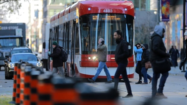 The TTC's King Street pilot project will dramatically change the face of the busy street in the downtown core, between Bathurst Street in the west and Jarvis Street in the east.