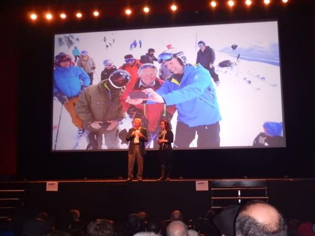 Sylvain Saudan at Rio Theatre