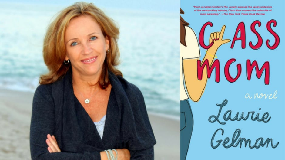 Laurie Gelman is a former journalist and the author of the comic novel Class Mom.