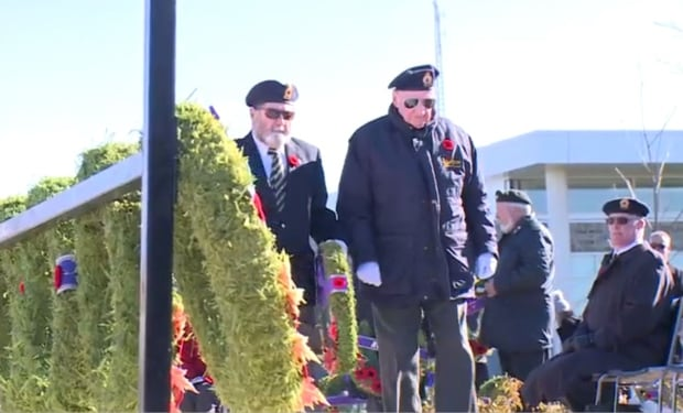 LaSalle Remembrance Day