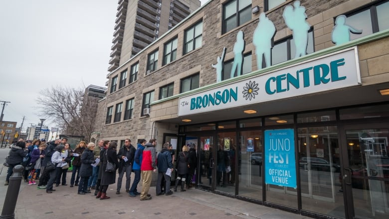 Bronson Centre hoping Toronto venue deal will double number of concerts