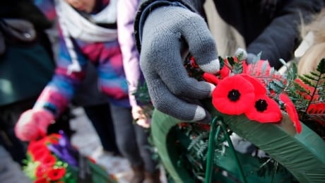 Remembrance Day ceremonies