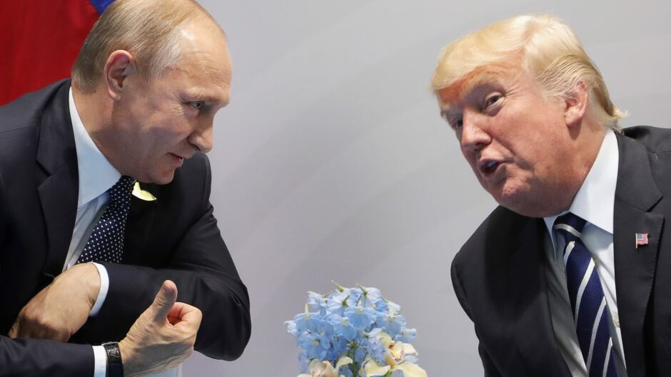 Allegations of collusion continue to hang over Donald Trump's presidency.  Luke Harding, author of Collusion: Secret Meetings, Dirty Money, And How Russia Helped Trump Win, weighs in on Trump's relationship with Russia.