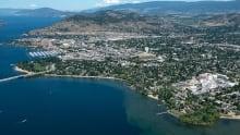 City of Kelowna waterfront