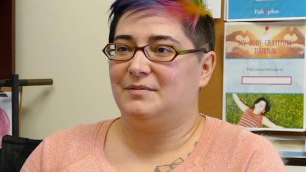 Brandy Robertson is the executive director of the Women's Resource Centre in Brandon.