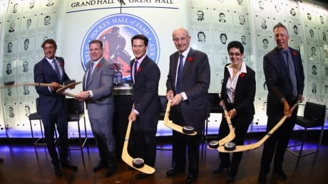 Hockey Hall Of Fame Welcomes 2017 Class