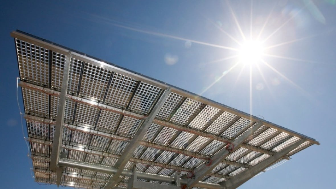 Nova Scotia Buildings To Feed Solar Power To Grid Under