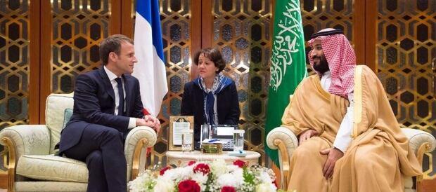 Saudi France