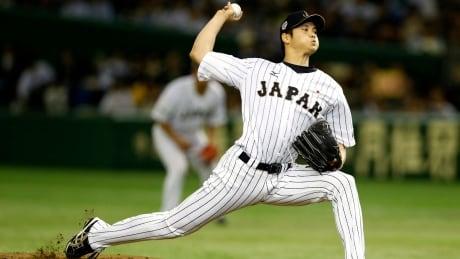 Japanese star Shohei Otani hopes to play in MLB next year