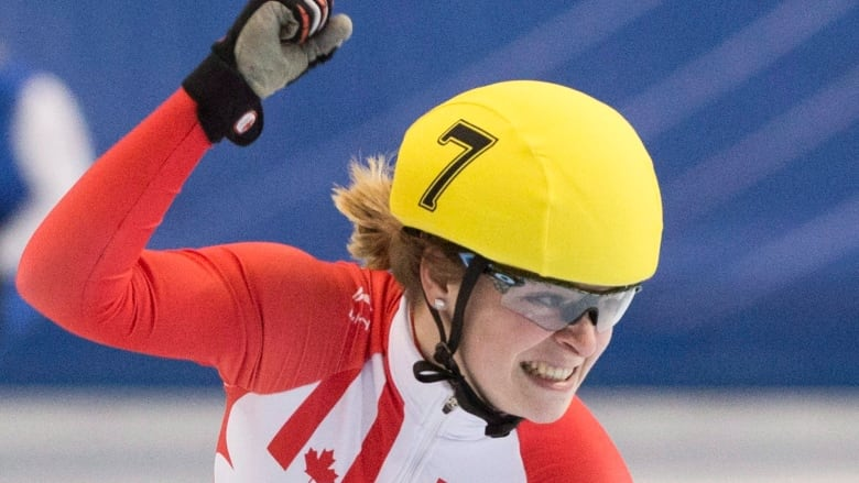 Kim Boutin wins short track gold at World Cup in Shanghai