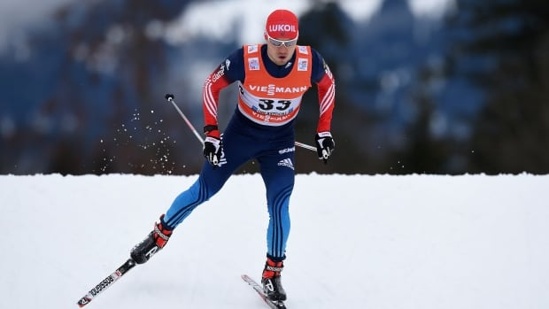 Russian cross-country skier Ilya Chernousov, who earned bronze at the Sochi Olympics, has been accused of being an informer for the World Anti-Doping Agency after two of his teammates were recently stripped of medals they won in the same event.