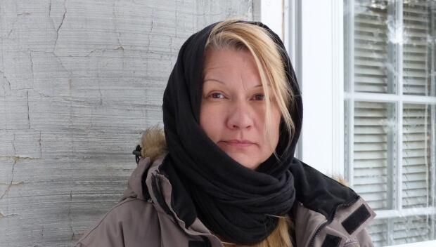 Regina resident Pauline Kinequon