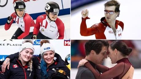olympic roundup