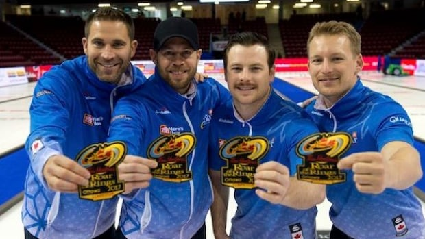 Skip John Morris led his team to victory at the Olympic curling pre-trials from Summerside, P.E.I. on Sunday to qualify for the trials in Ottawa, which will take place in December.