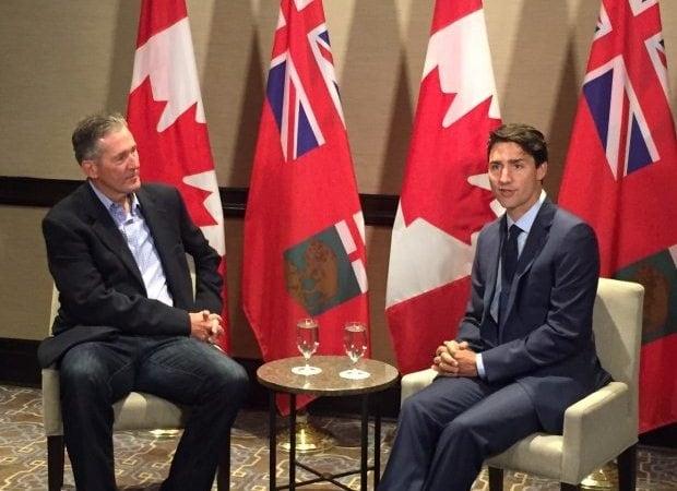 Pallister-Trudeau