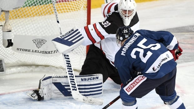 Goalie Ben Scrivens had a chance to solidify himself as Canada's No. 1 at the Karjala Cup.