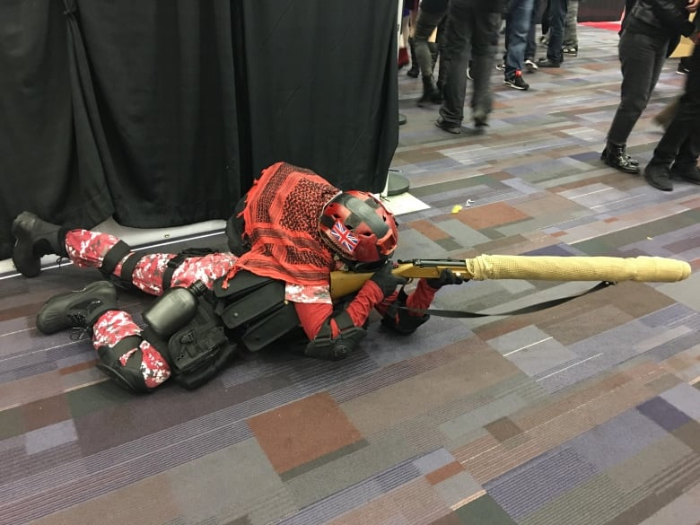 Cosplay fans celebrate passion for pop culture at Vancouver's Fan
