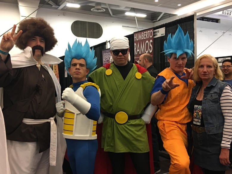 Cosplay fans celebrate passion for pop culture at