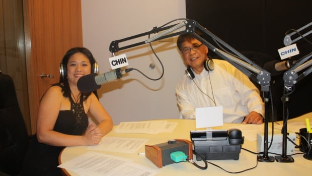 Regina Sosing and Dan de Castro are longtime hosts of Tinig Pinoy, the Ottawa area's only radio program focused squarely on Filipino issues. The show marked its 25th anniversary on the airwaves this weekend.
