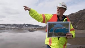 B.C. government to go ahead with Site C hydroelectric dam project