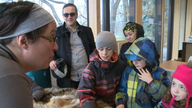 The City of Montreal has commissioned Guepe, an outdoors education organization, to give information sessions about coyotes.