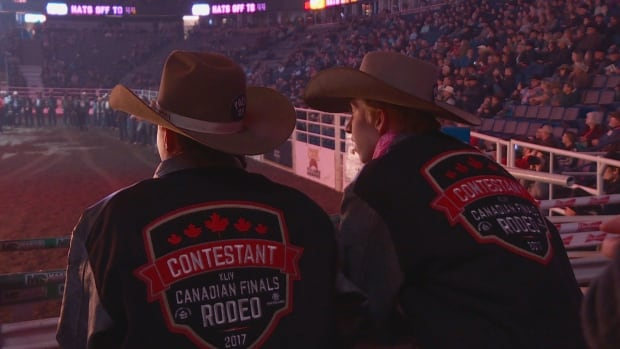 The Canadian Finals Rodeo blazed out the Northlands Coliseum with record ticket sales.