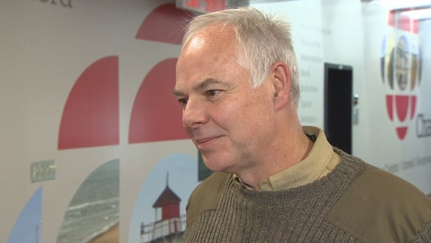 PEI Green Party Leader Peter Bevan-Baker